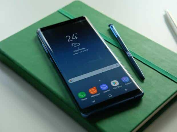 How To Connect Samsung Galaxy Note 8 To TV