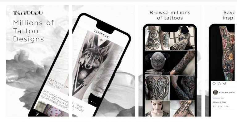 10 Best Tattoo Design Apps for Android and iOS