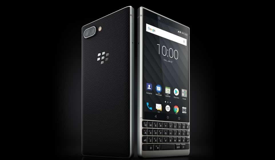 BlackBerry Key2 specs