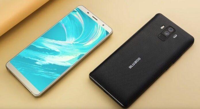 Bluboo S3 design