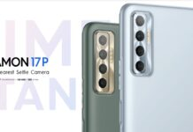 CAMON17 Series
