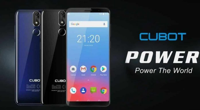 CUBOT POWER DESIGN