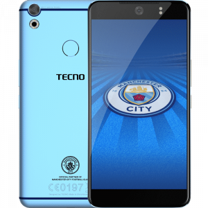 Camon CX Manchester City Limited Edition