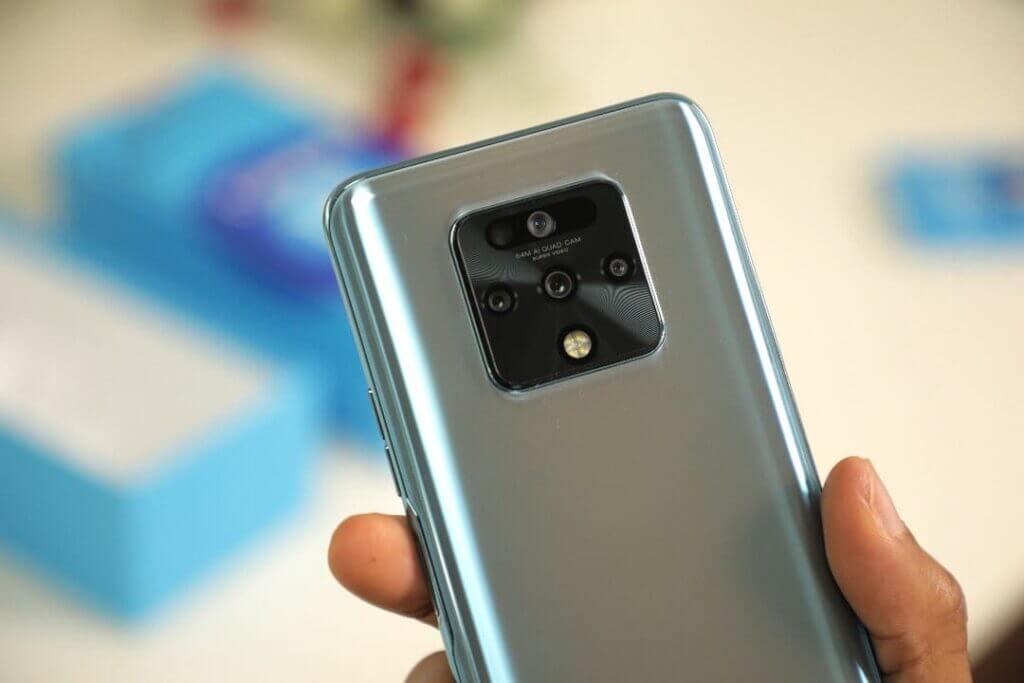Camon 16 camera