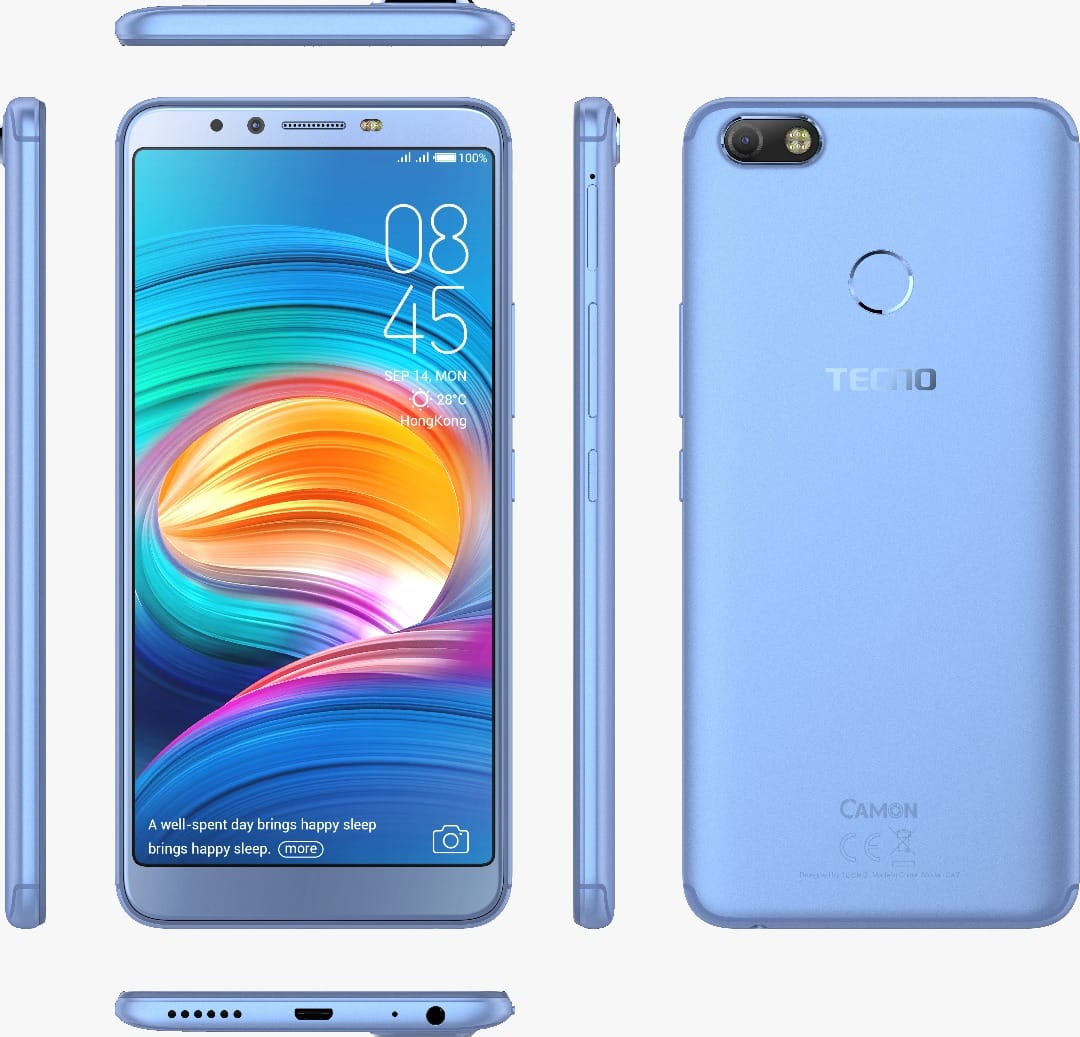 Tecno Camon X Specifications and Price