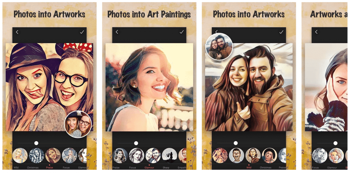 Cartoon Photo Filters - CoolArt