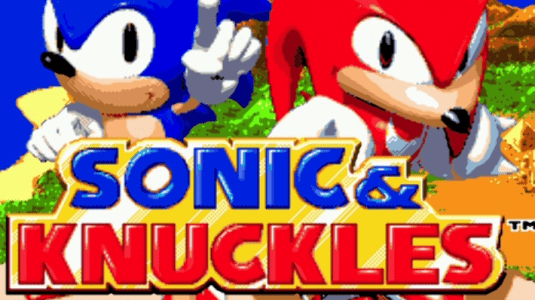 Sonic & Knuckles with Sonic 2