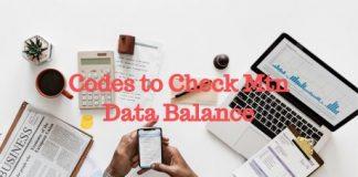 Codes to check mrn data balance