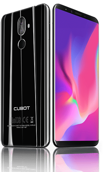 Cubot x18 plus-phones you can buy right