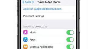 Disable Automatic App Downloads on iPhone and iPad