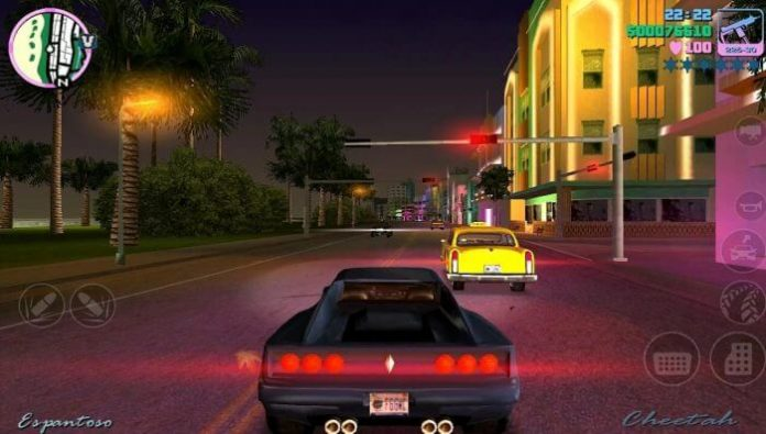 Download Grand Theft Auto Vice City Mod Apk With Unlimited Health + OBB File