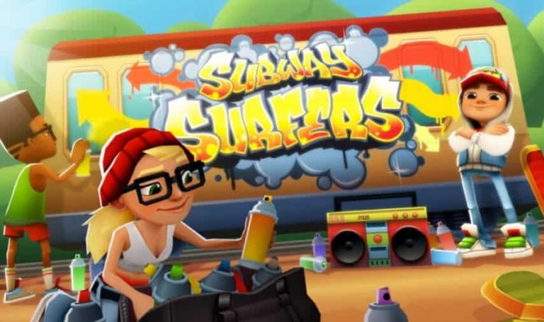 Download Subway Surfers Mod Apk Latest with Everything Unlocked