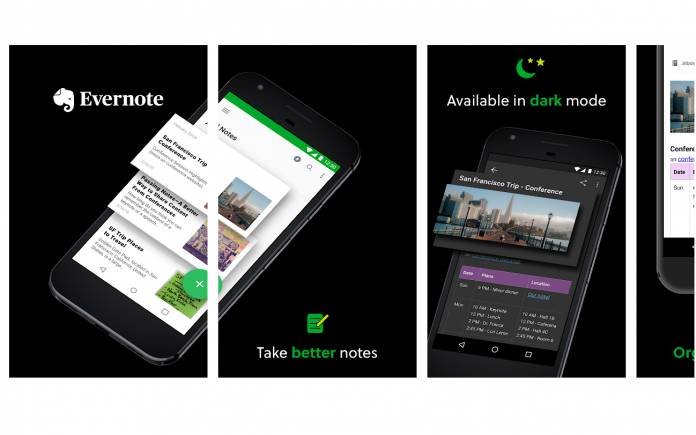 Evernote-Best Notes Apps