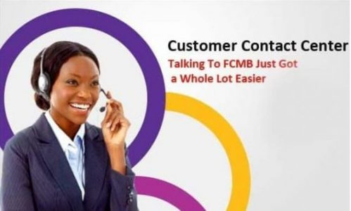 FCMB Customer care Number Lagos, Abuja and Online Chat
