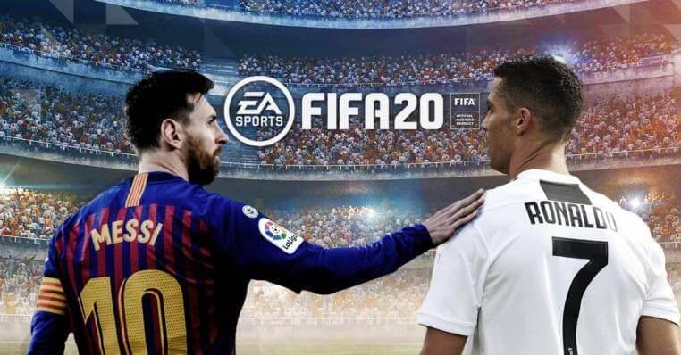 FIFA 20 Mod FIFA 14 Apk