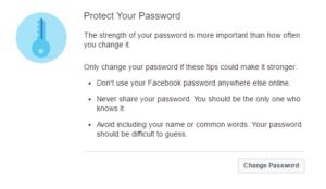 security facebook image