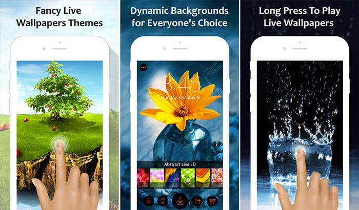Best Live Wallpaper Apps For Iphone Xs And Iphone Xs Max