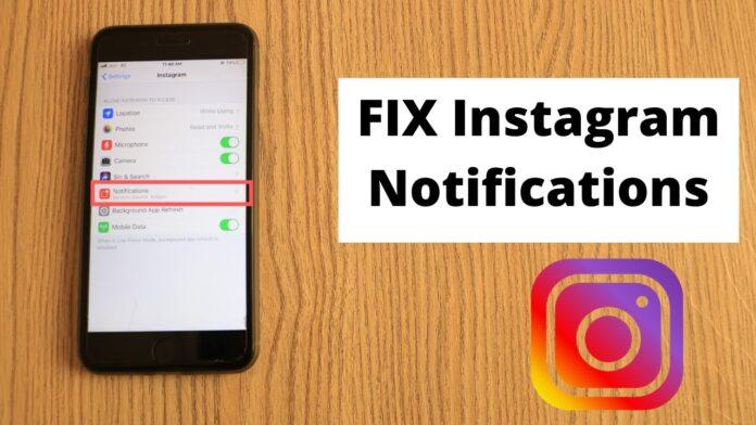 Fix Instagram notifications
