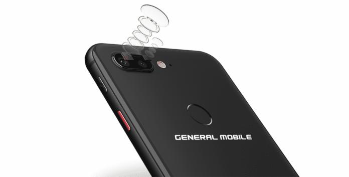 General Mobile GM 9 Pro design