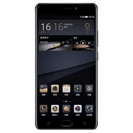 Gionee M7 android