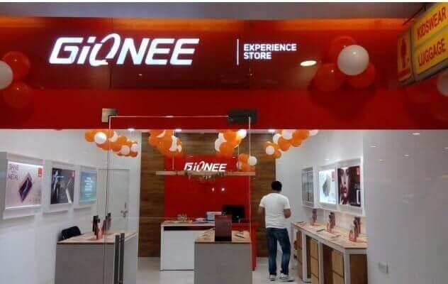 Gionee Service centre in Nigeria