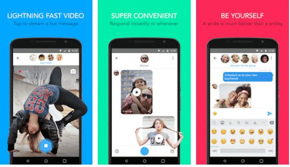 Glide-Facetime Apps