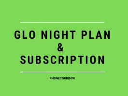 Glo Night Plan, Subscription Code, Bonus and Price