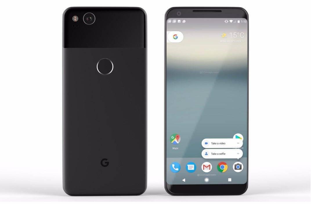 Google Pixel 2 XL price