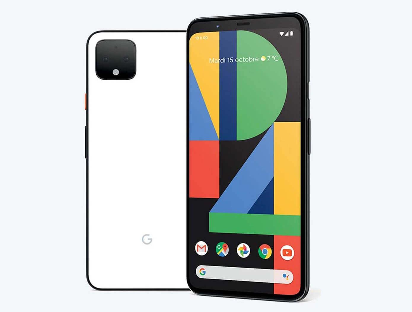 Google Pixel 4 image