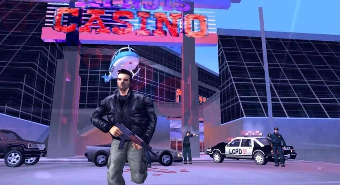 Grand Theft Auto 4 screenshot