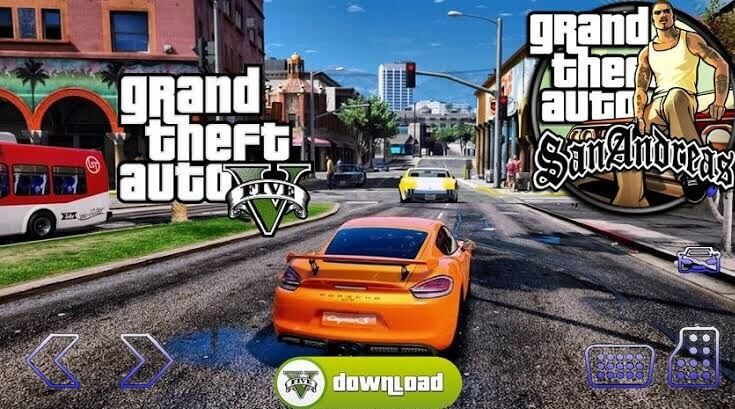 Grand Theft Auto V (GTA 5) Lite