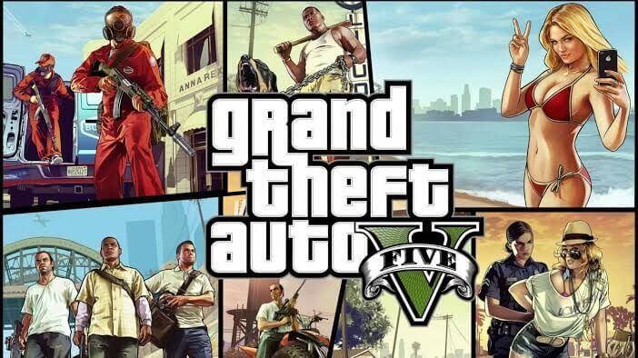 Grand Theft Auto V Lite