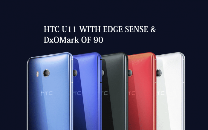 How To Pre-order HTC U11