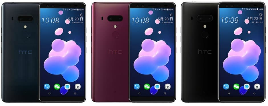 HTC U12 Plus 3
