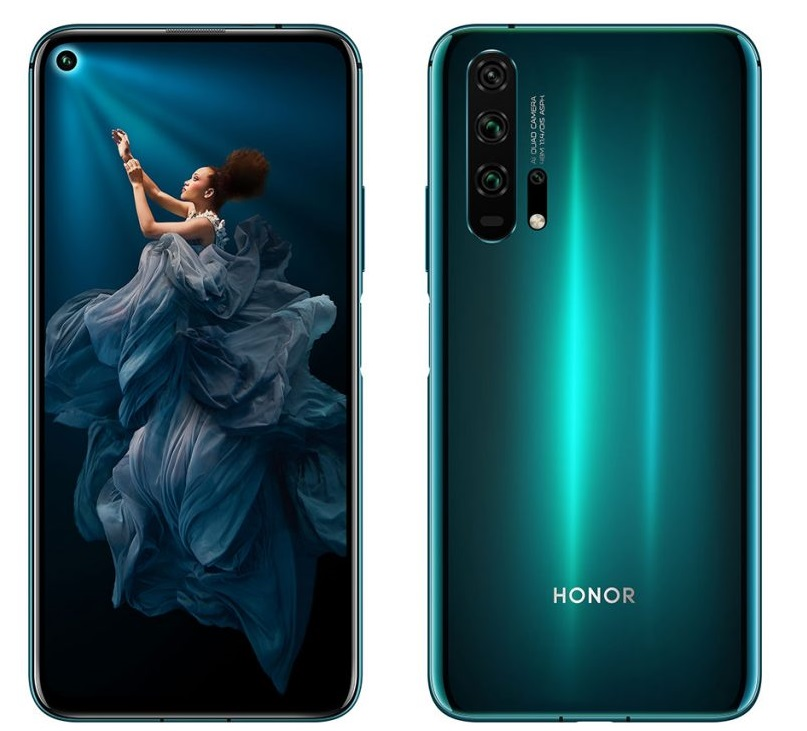 Honor 20 and 20 Pro