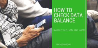 Check Account Balance On 9mobile