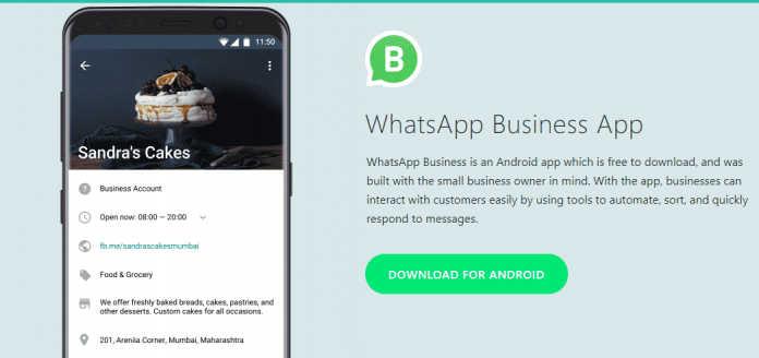 How To Download WhatsApp Business App