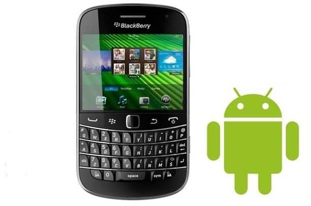 How To Generate Blackberry IMEI Using Android Or PC