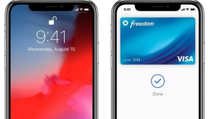 How To Make Payments on Apple Pay With Face ID on iPhone X