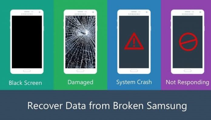 How to Recover Data from Broken Samsung Phone