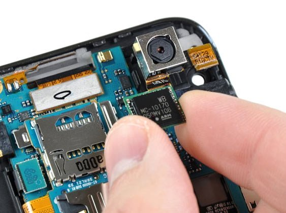 check the processor your phone is running on