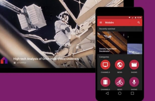 How to install Mobdro on Android smartphone