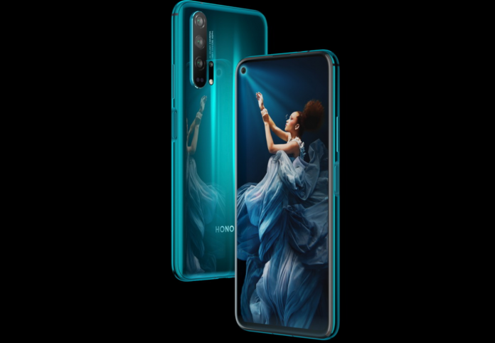Huawei Honor 20 and 20 Pro
