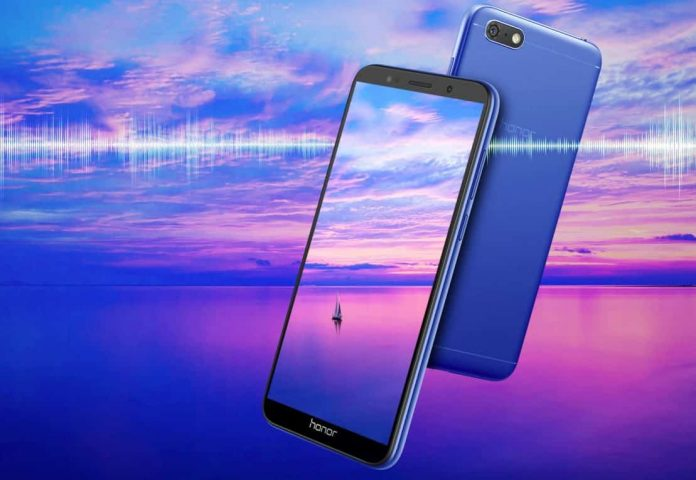 Huawei Honor 7s image