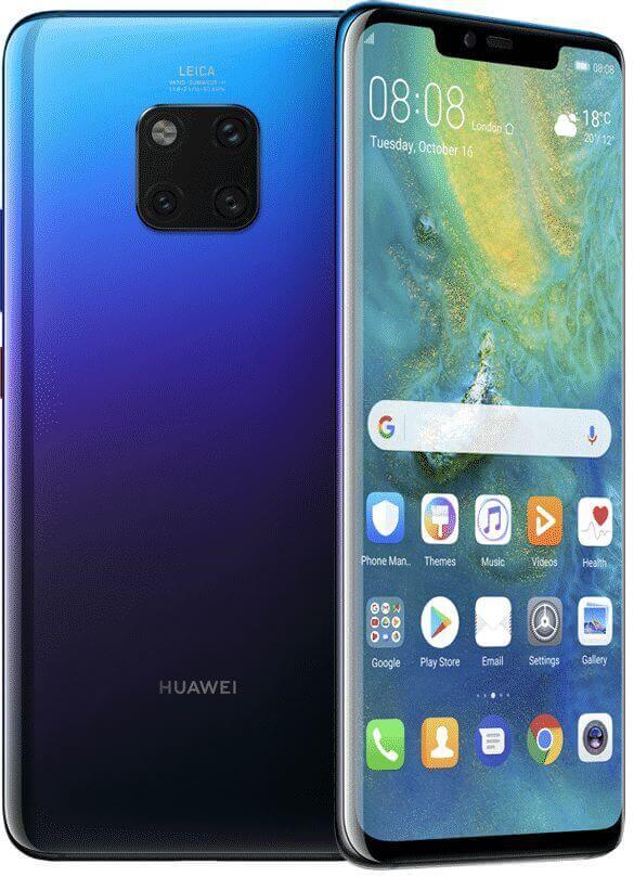 Huawei Mate 20 Pro-Best Huawei Phones in Nigeria