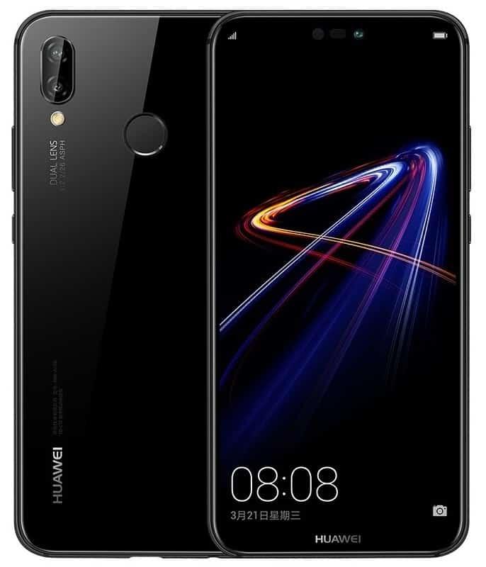 Huawei Nova 3E specs