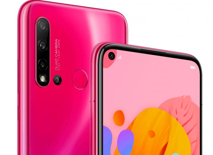Huawei Nova 5i feature