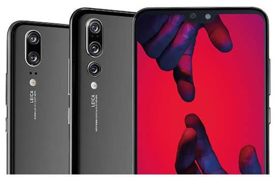 Huawei P20 Pro and P20