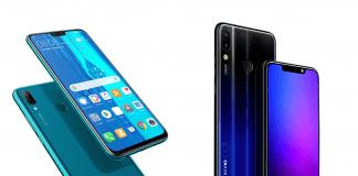 Huawei Y9 2019 Vs Tecno Camon 11 Pro