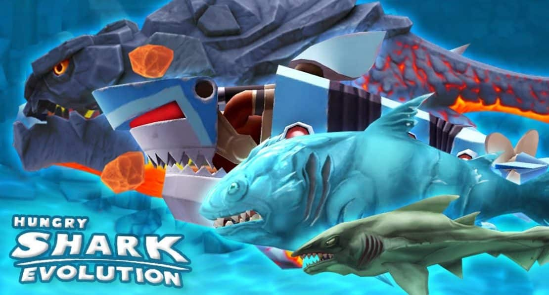 Download Hungry Shark Evolution Mod Apk for Android | PHONECORRIDOR